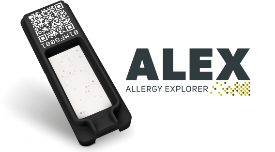 Тест ALEX allergy explorer